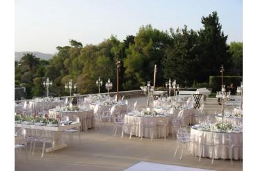 Wedding Reception In Athens