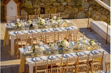 Wedding Reception In Mykonos
