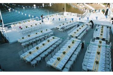 Wedding Reception In Kythnos